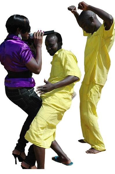 Sarah Zawede and inmate risk Paka Chini