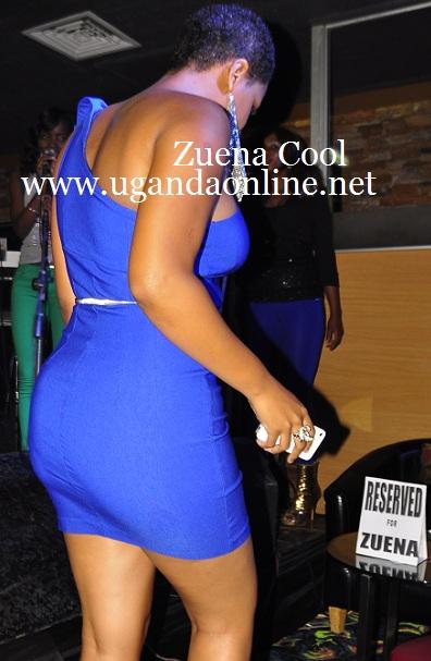 Zuena at Club Silk