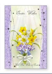 Direct from lourdes easter cards catholic easter card negle Images