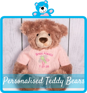 Buy personalised teddy bears online australia personalise your teddy bear with clothing embroidery and more perfect for special gift ideas keepsake baby gifts teddy bear keepsakes or just a cute negle Choice Image